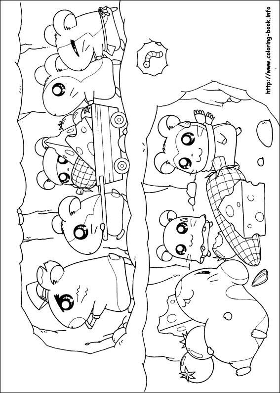 国学可爱卡通人物简笔画
